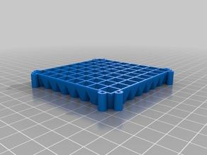 My Customized SoftBox for NeoPixel-LED-Matrix