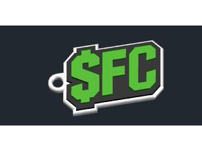 ESPN Streak for the Cash - Logo / Keychaine