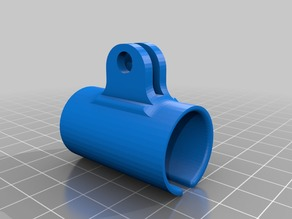 GoPro Rode shotgun mic holder/adapter