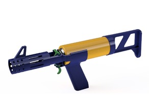 Tacti-Cool Silly String Gun