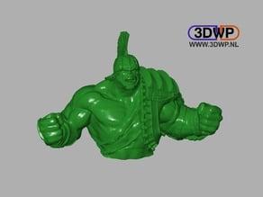 Hulk Bust (Thor Ragnarok)