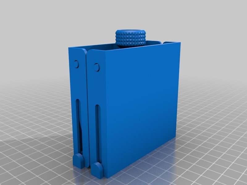 Platform Jack [Fully Assembled, No Supports] by Intentional3D