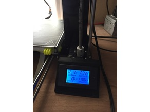 Power monitor case for Anet A6