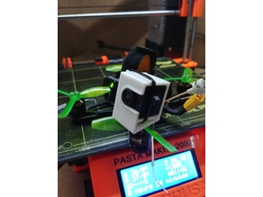 SQ12 slide in camera mount