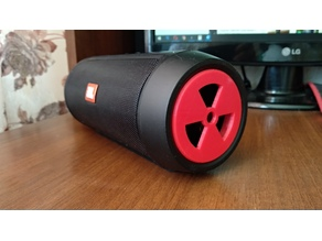 Protection JBL Charge 2 (RADIOACTIVITY)