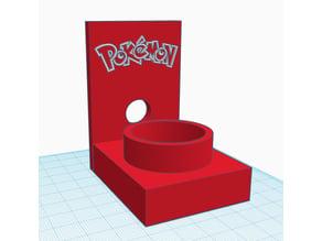 Single Pokeball Plus Dockingstation