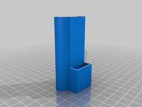 magpul rail cover pressure pad attachment