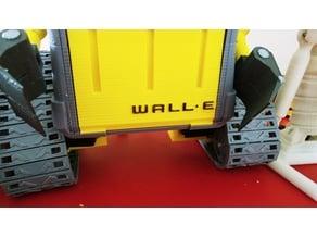 walle leg servo holder