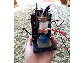 Mini DVD Motor 3d Printer