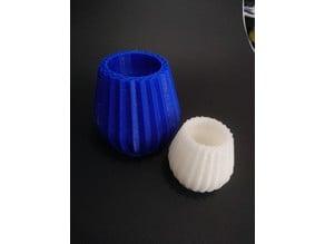 Vase Two - ShortRound