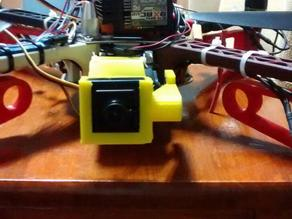 FPV with servo motor for drone f450