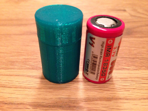 18350, 18500 and 18650 Battery Holder