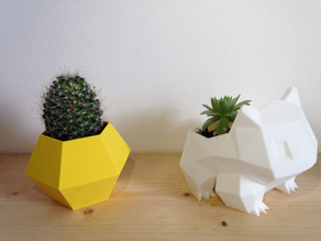 Hexagon Cup or Planter