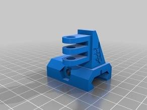 picatinny side gopro mount