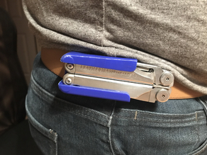 Leatherman Wave Holster - Delux Remix