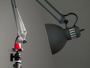 Tripod Lamp Adapter