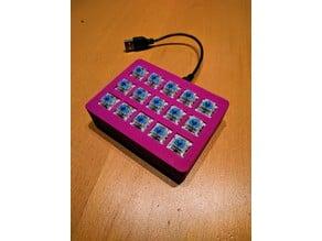 Custom Macro Keypad Case