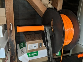 Prusa Mk3 spool adapter for Sainsmart TPU spools