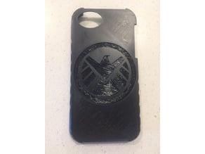 S.H.I.E.L.D. iPhone 5 case