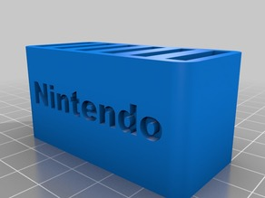 Nintendo Switch & 3DS Game Card Holders