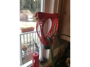 Heart shaped plant hanging system - Veroni-ized