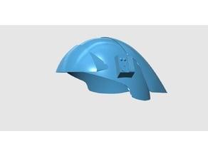 "Rebel Fleet Trooper Helmet with Flipping ""Visor"""