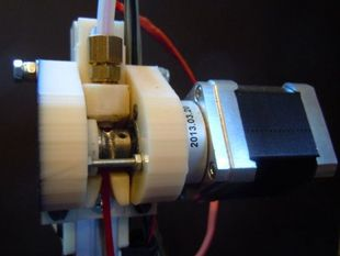 Yet Another Bowden Extruder