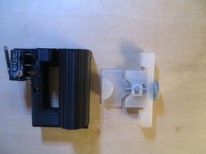 Belt tensioner for Prusa I3 X axis