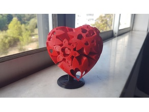 Fantastical Heart Gears base