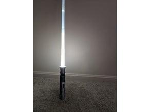 LED Illuminated Collapsable Lightsaber Mod