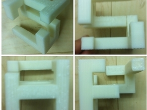 3D Initials Logo - Make your own