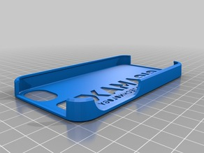 Gigamax3D iPhone 4 case