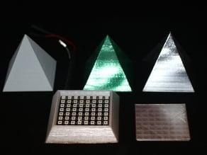 Pyramid Power IoT LED Light