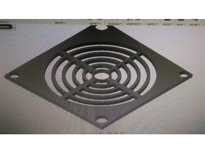 grille ventilateur 40mm
