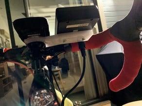 Computrainer Head Unit Garmin Mount Adapter