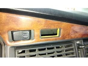 Cache bouton - Mercedes benz 190...