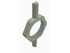 Creality Ender Nut Extended for spools with large hole or with bearings