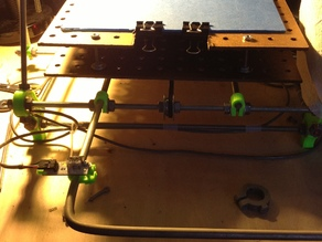 Extra long Y-axis on your 3D printer
