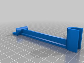 My Customized Tool to level X-axis of Anet A8