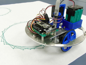Robotic Pen Retractor