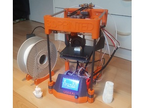 DAEMON 3D Printable 3D Printer