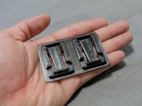 Velcro Strap Adapter (VSA)