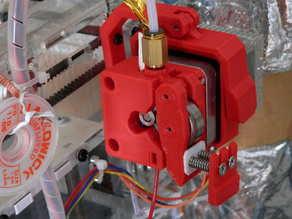Compact Bowden Extruder Plus V2