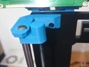 BQ Prusa i3 Z axis screw support