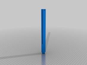 Coluna Simples - 3 Encaixes