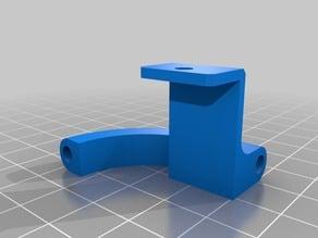 Extended Filament Guide Monoprice mini Delta