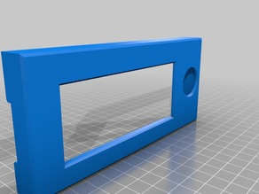 LCD display cover for GRR Protos V3