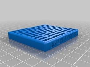 Coin Battery Tray for LR54 / LR1130 / AG10 / 389