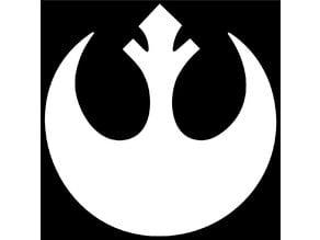 rebels talisman/charm/mascot/keychain