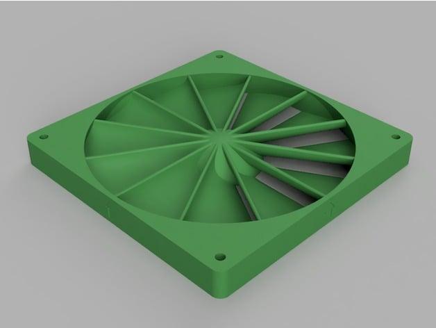 140mm Fan Static Pressure Booster 10/15/20mm by Da6oN